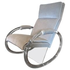 MidCentury Modern Rocking Chairs276 For Sale at 1stdibs