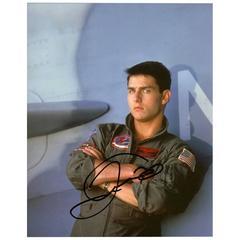 Tom Cruise Original Autograph