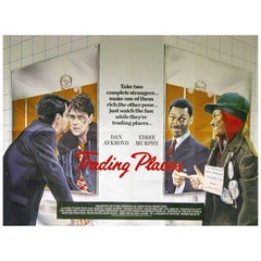 """""""Trading Places"""", Poster, 1983"""