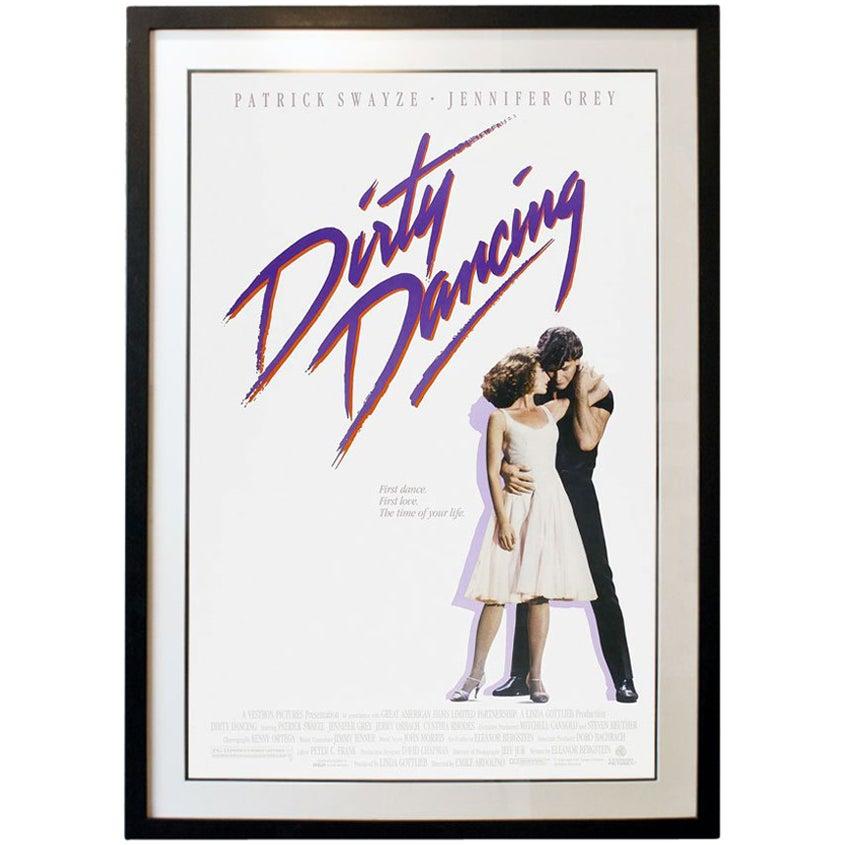 """""""Dirty Dancing"""", Film Poster, 1987"""