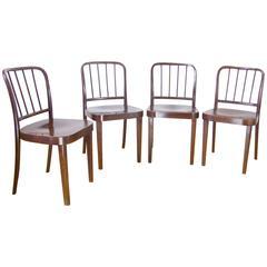 Chairs Thonet A811/4, Josef Hoffman