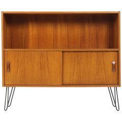 Upcycled Danish Teak Bookcase, 1960s