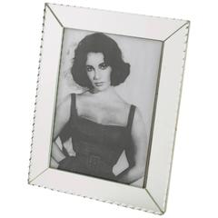 Mirror Picture Photo Frame, France, circa 1940s
