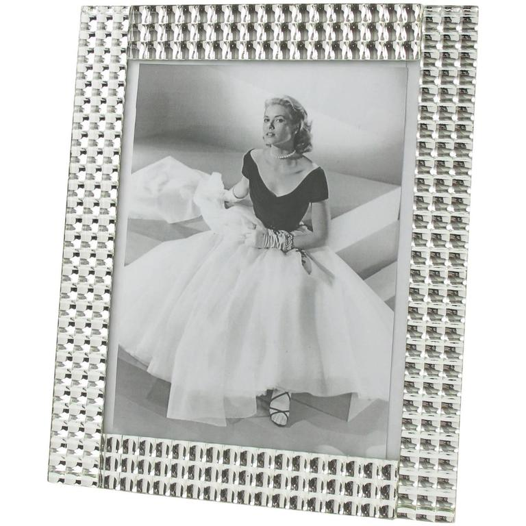 Large Mirror Picture Photo Frame, France, circa 1950s