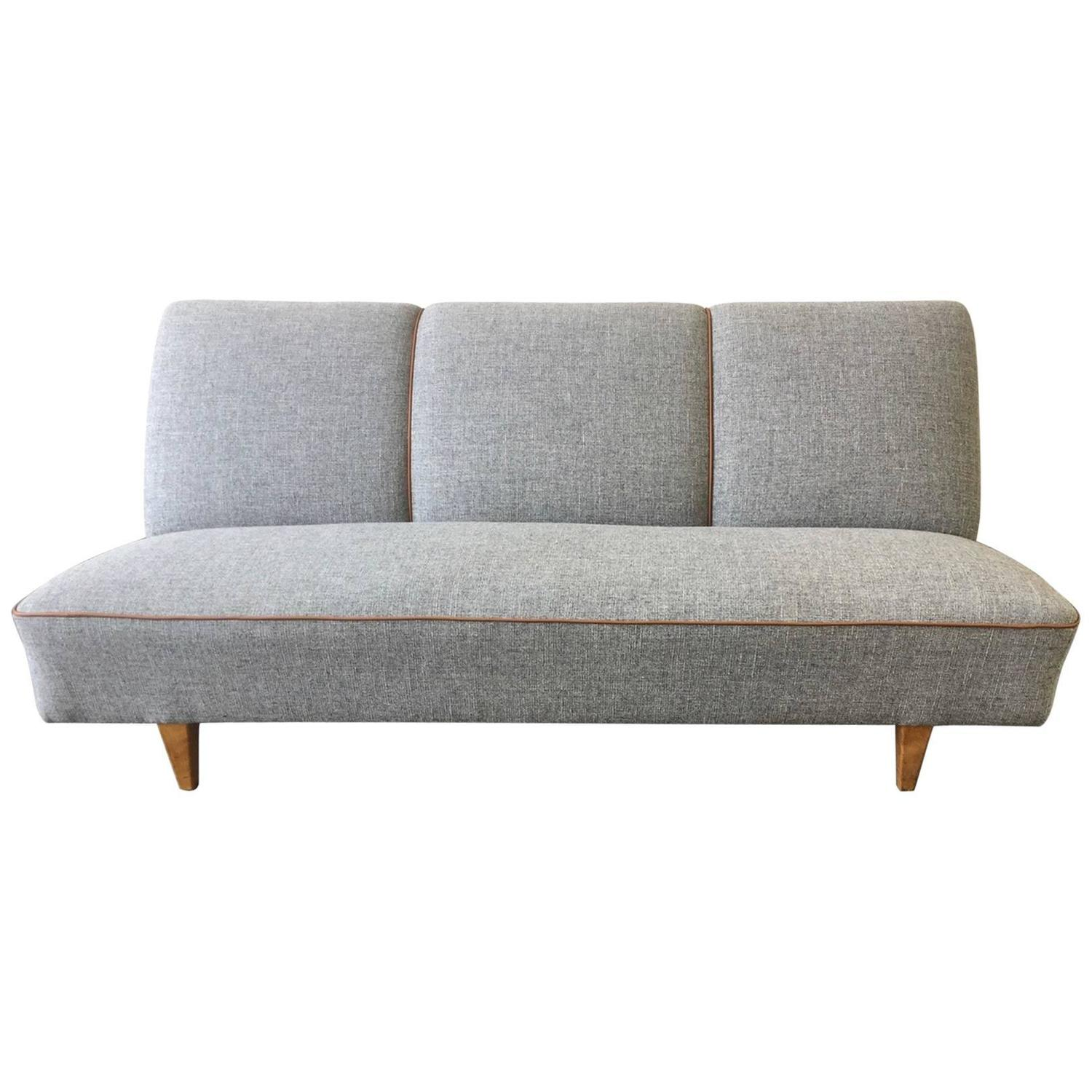 Very Rare Bruno Mathsson Sofa in Perfect Condition For Sale at 1stdibs