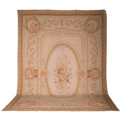 High Quality Paris Aubusson Rug, Hand-Knotted, 293 cm x 426 cm