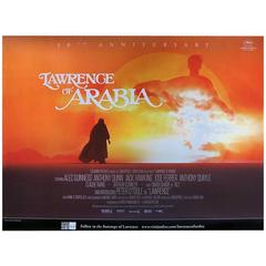 """""""Lawrence of Arabia"""" Film Poster, 2012, 50th Anniversary"""