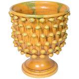 Sculptural Italian Ceramic Planter