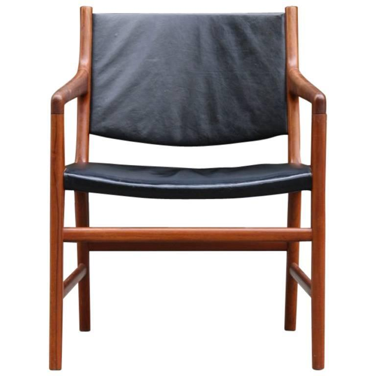 Hans Wegner Armchair JH507 For Sale