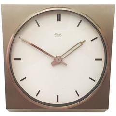 Midcentury Kienzle Wall Clock