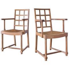 Rare, Original Pair of Heal's 'Tilden' Armchairs