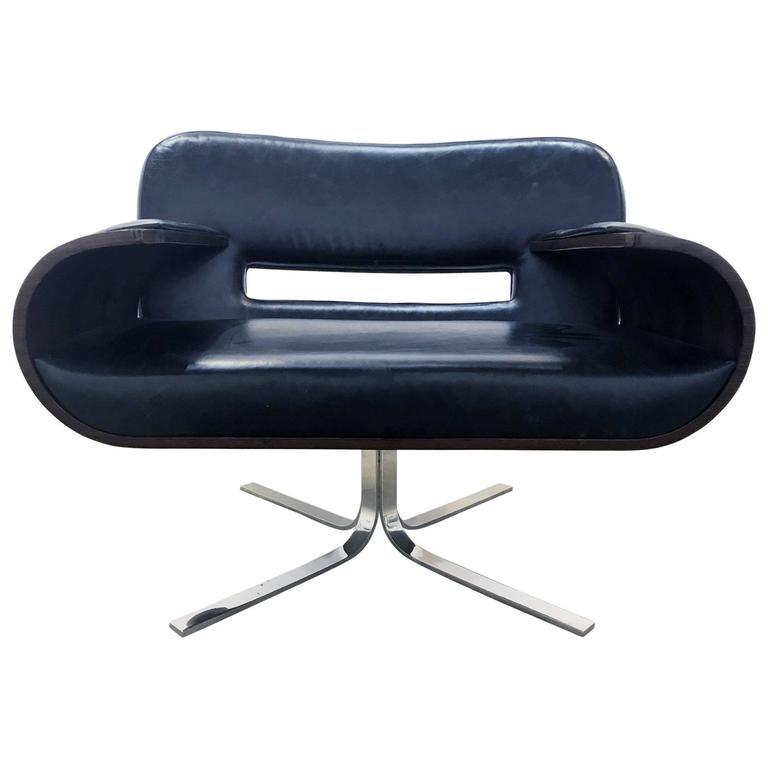 Brazilian Rosewood Lounge Chair by Jorge Zalszupin 1