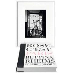 Bettina Rheims/Serge Bramly Rose, C'est Paris, Art Edition B