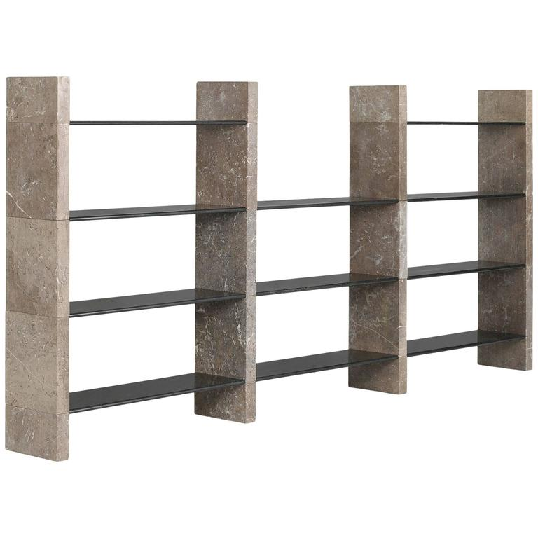 """Tobia Scarpa """"Cidonio"""" Bookcase For Sale"""