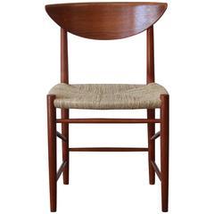 Teak Hvidt & Molgaard Dining Chair