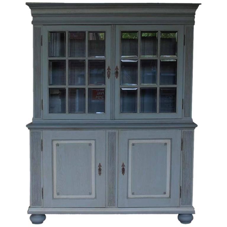 19th Century Oakwood Kitchen Cupboard or Cabinet