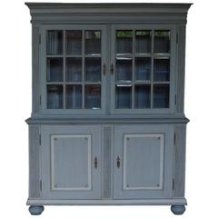 19th Century Oakwood Kitchen Cupboard or Cabinet