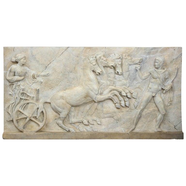 Neoclassical Plaster Panel