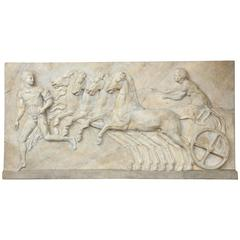 Neoclassical Plaster Panel