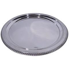 Gorham Georgian Style Sterling Silver Serving Tray