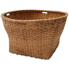 Large 19th Century Basket