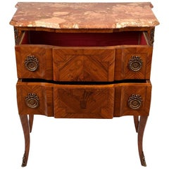 French Louis XVI-Style Commode