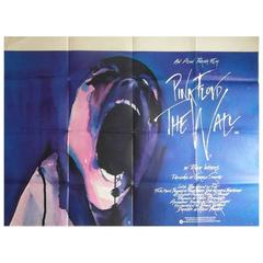 """""""Pink Floyd: The Wall"""" Film Poster, 1982"""