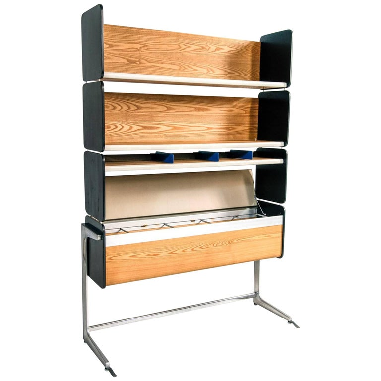 Action Office Storage Unit by George Nelson for Herman Miller