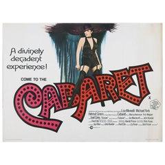 """Cabaret"" Film Poster, 1972"