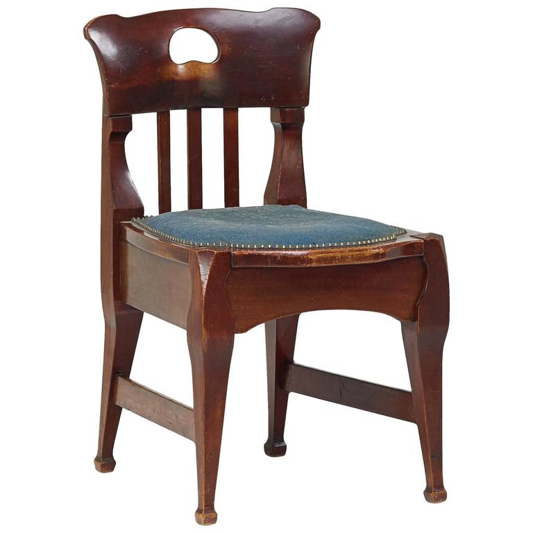 Jugendstil Chair By Richard Riemerschmid For Sale At 1stdibs