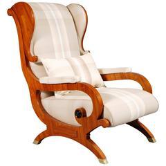 Special Armchair in Biedermeier Style/ Schinkel Design