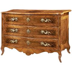 Baroque Chest of Drawers, South Germany, circa 1770