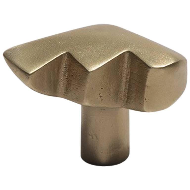 Brass Hardware Elemental Hold 'Steps' Pull For Sale