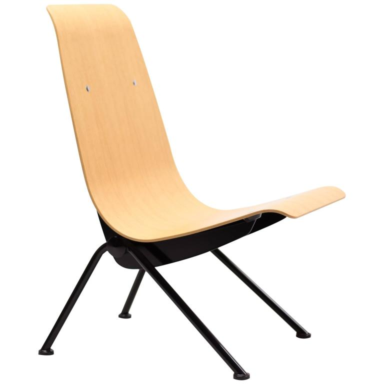 anthony chair by jean prouv u00e9 for vitra at 1stdibs