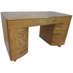Heywood-Wakefield Kneehole Desk by Count Alexis de Sakhonoffsky