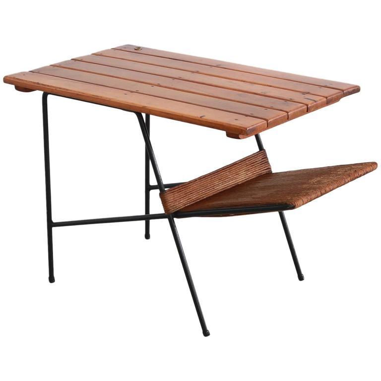Arthur Umanoff Side Table