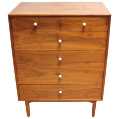 Drexel Declaration High Boy Dresser by Kipp Stewart and Stewart MacDougall