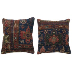Pair of Caucasian Rug Pillows
