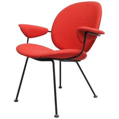 Kembo Armchair with Wire Frame