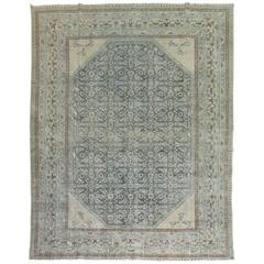 Vintage Persian Malayer Room Size Rug