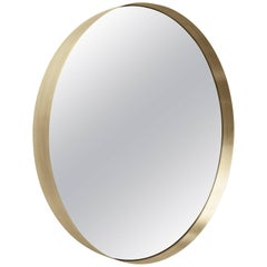 Darkly Mirror by Nick Ross, in Brass