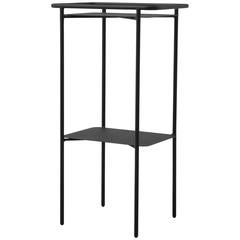 Copenhagen Tray Table by Norm Architects, in Black Steel