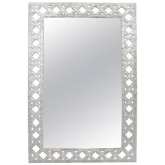 Stunning Large and Decorative Venetian Mirror