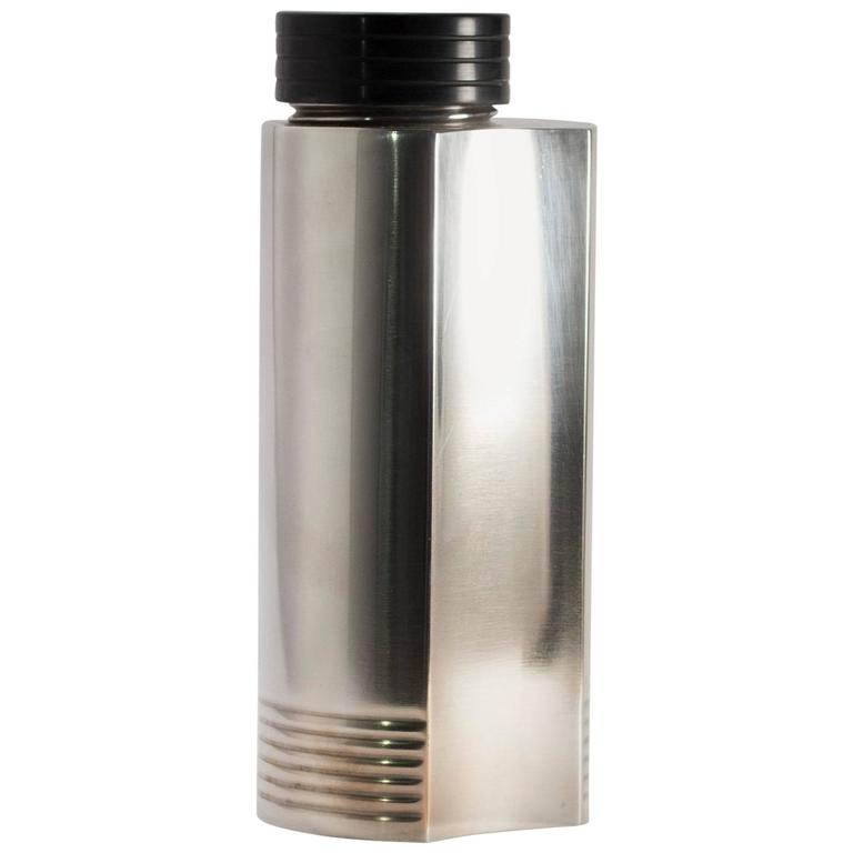 Silver Plated Cocktail Shaker by Folke Arström