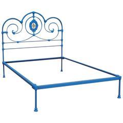 Cast Iron Platform Bed MK110