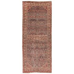 Antique Woven Malayer Rug