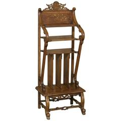 19th Century French Chinoiserie Music Stand