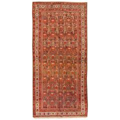 Beautifully Designed Antique Malayer Rug