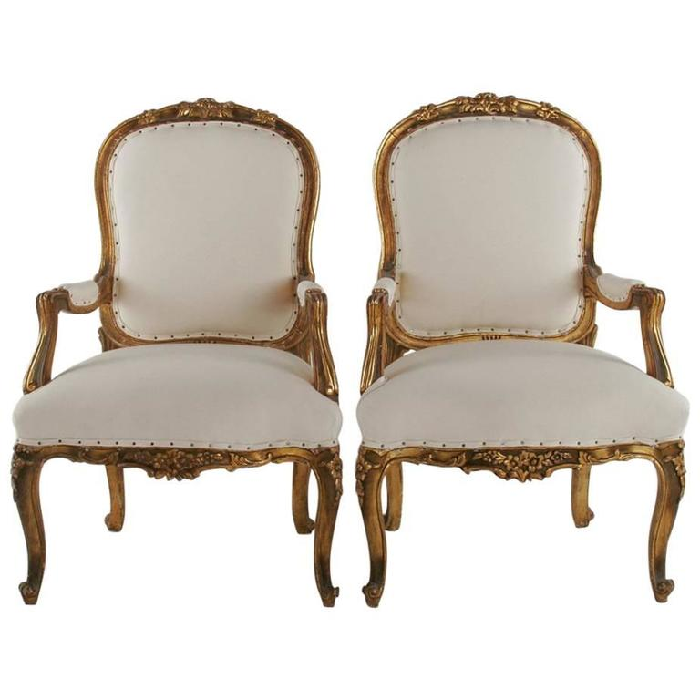 19th Century Armchairs For Sale