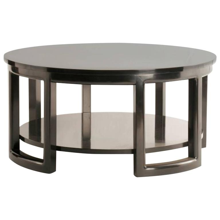 Anais Round Cocktail Table